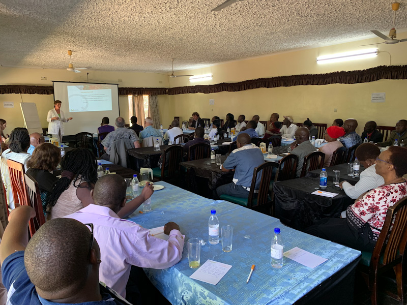 Picture Zimbabwe Fruit & Vegetable Stakeholder Network Event